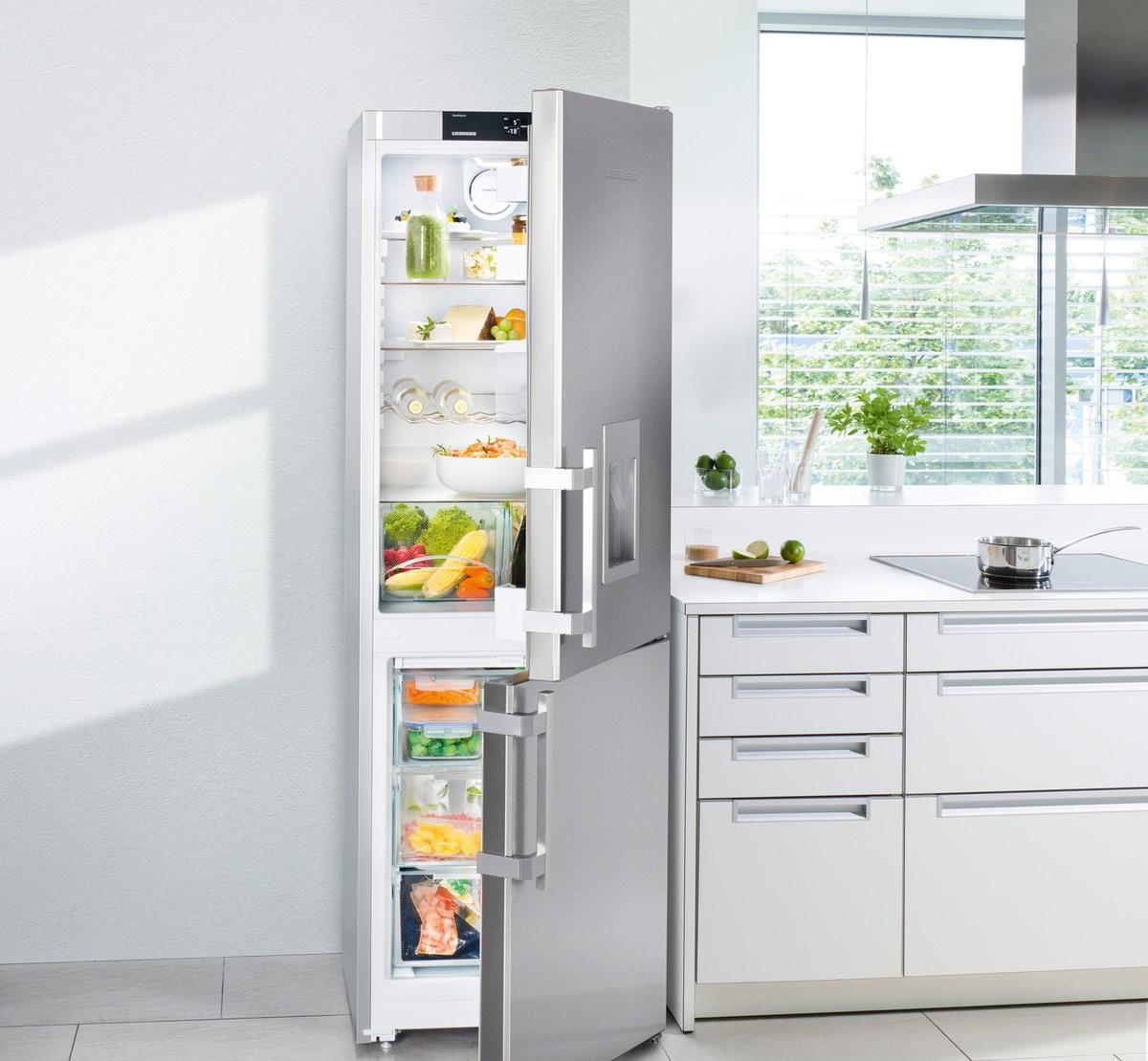 Картинки холодильников либхер