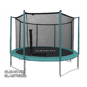 Батут Clear Fit Clear Fit Elastique 8ft